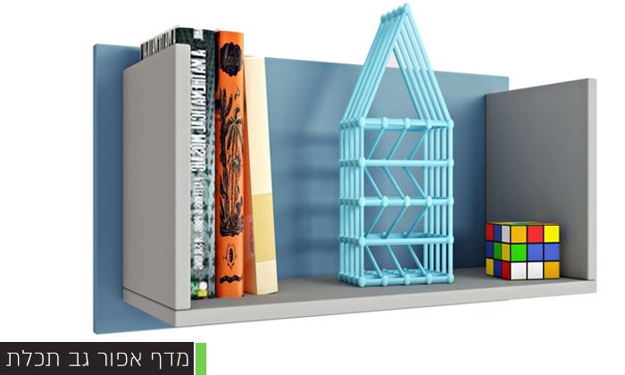 5 רהיטי סוכריה: מדף לקיר לחדר ילדים ונוער