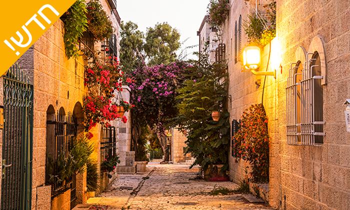 3 סיורי חנוכיות בירושלים