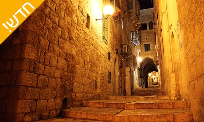 8 סיורי חנוכיות בירושלים