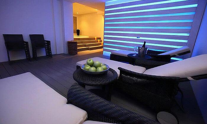 8 יום כיף באמרלד ספא, מלון דן פנורמה תל אביב