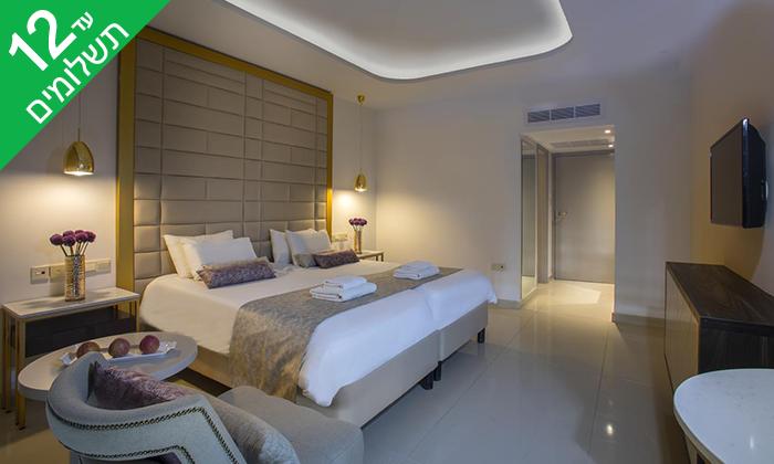 """5 חורף חם בקפריסין - מלון 5 כוכבים, כולל סופ""""ש"""
