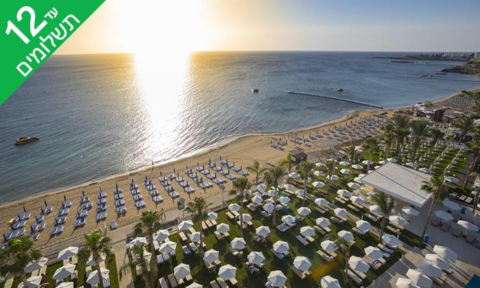 """3 חורף חם בקפריסין - מלון 5 כוכבים, כולל סופ""""ש"""