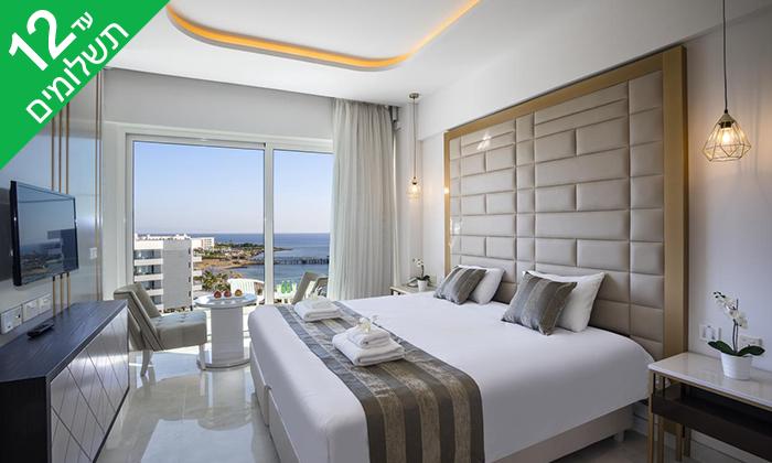 """8 חורף חם בקפריסין - מלון 5 כוכבים, כולל סופ""""ש"""