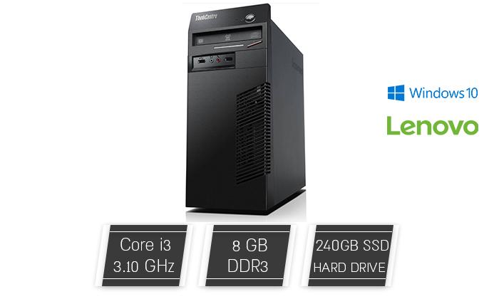 2 מחשב נייח לנובו LENOVO