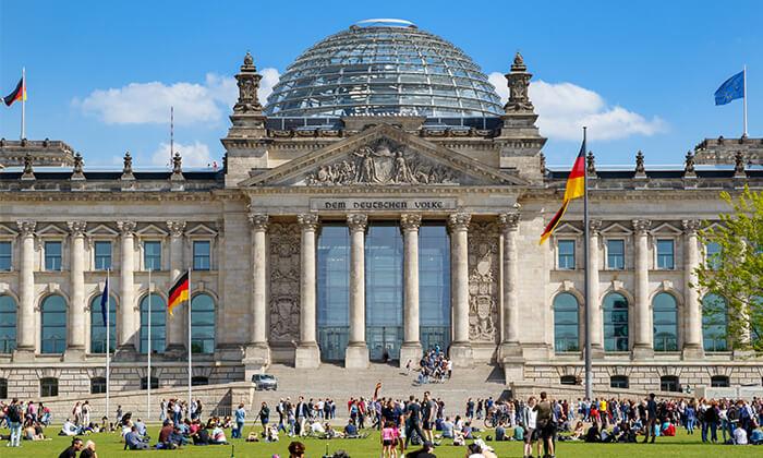6 טיול חורף בברלין לקבוצות קטנות - עד 8 אנשים ברכב