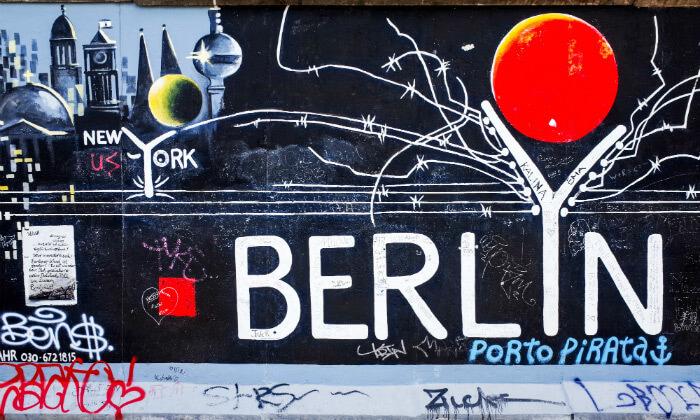 2 טיול חורף בברלין לקבוצות קטנות - עד 8 אנשים ברכב