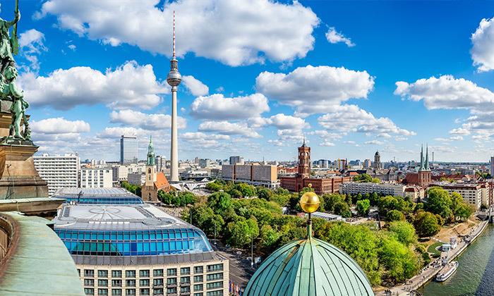 3 טיול חורף בברלין לקבוצות קטנות - עד 8 אנשים ברכב