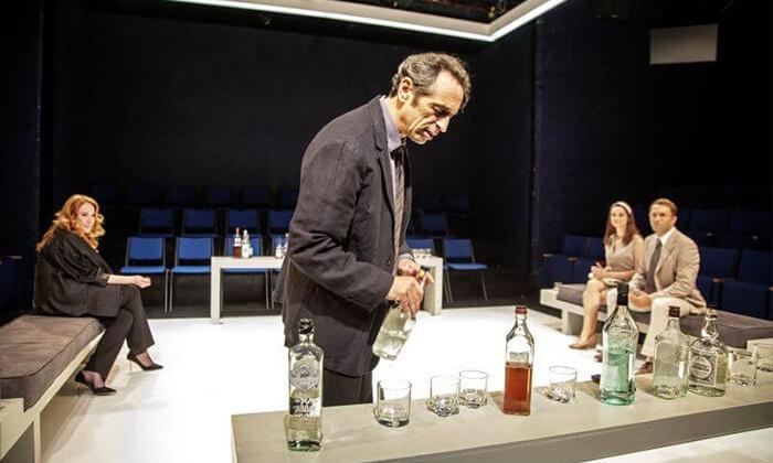 """6 המחזה """"מי מפחד מוירג'יניה וולף?"""" בתיאטרון הבימה ת""""א"""