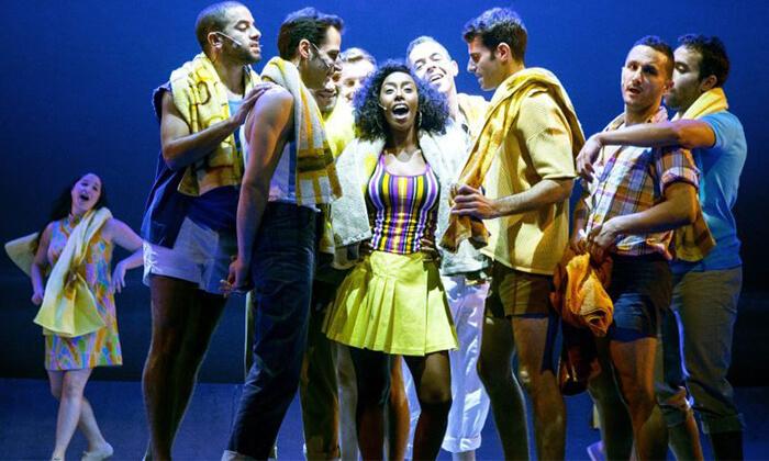 7 כרטיס למחזה מיקה שלי בתיאטרון הבימה