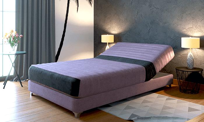 2 מיטת נוער אורתופדית