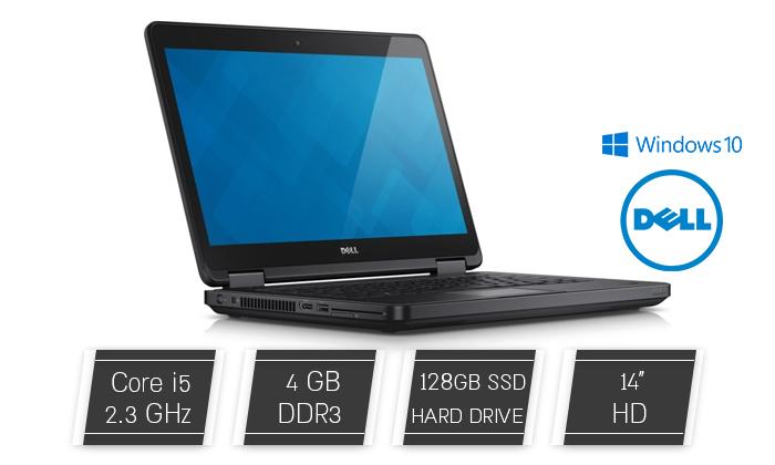 מחשב נייד Dell עם מסך 14 אינץ' - משלוח חינם