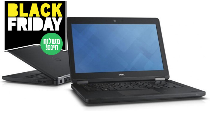 3 מחשב נייד Dell עם מסך 14 אינץ' - משלוח חינם