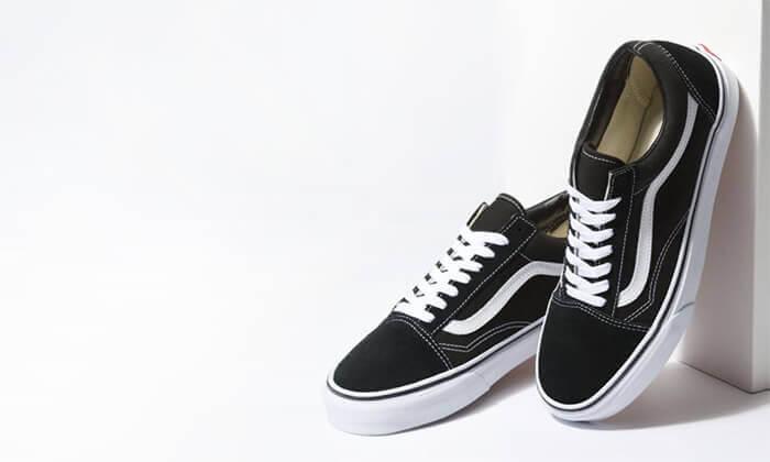 7 נעלי סניקרס יוניסקס VANS OLD SKOOL