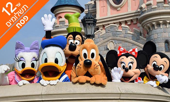 """10 פריז - גבינות, יין וגולת הכותרת - Disneyland, כולל פסח וסופ""""ש"""