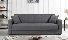 ספה נפתחת למיטה דגם נורית