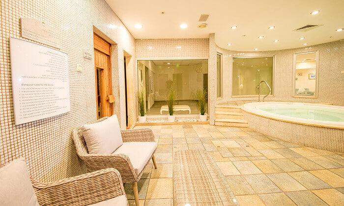 3 חבילת ספא ב-SeaSide SPA, מלון הרלינגטון אשקלון