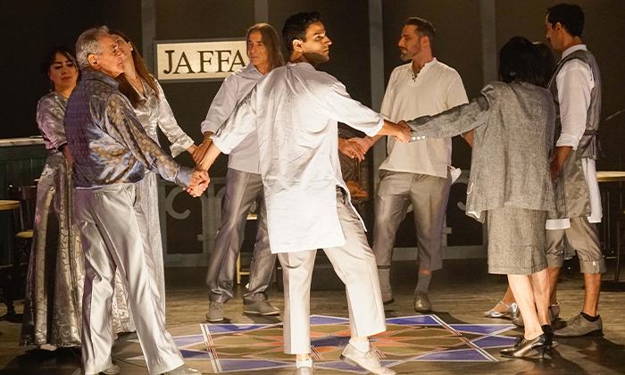 2 כרטיס למופע 'הערב רוקדים' בתיאטרון יפו