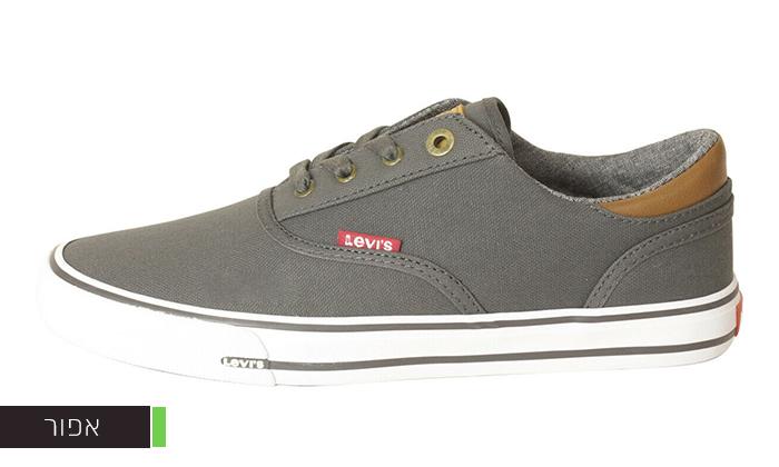 4 נעלי סניקרס לגברים ליוויס LEVI'S