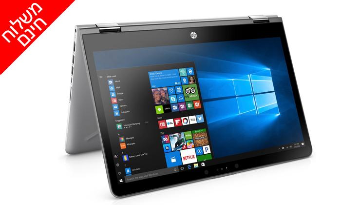 5 מחשב נייד HP עם מסך 14 אינץ' - משלוח חינם