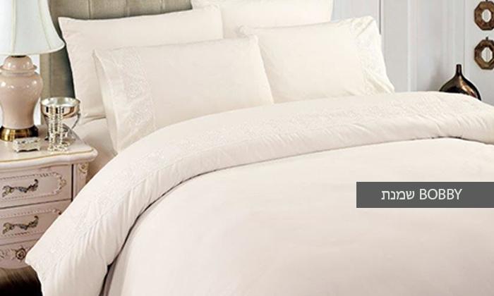 15 סט מצעים למיטת יחיד או למיטה זוגית