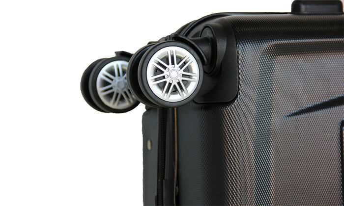 11 סט 3 מזוודות קשיחותSWISS