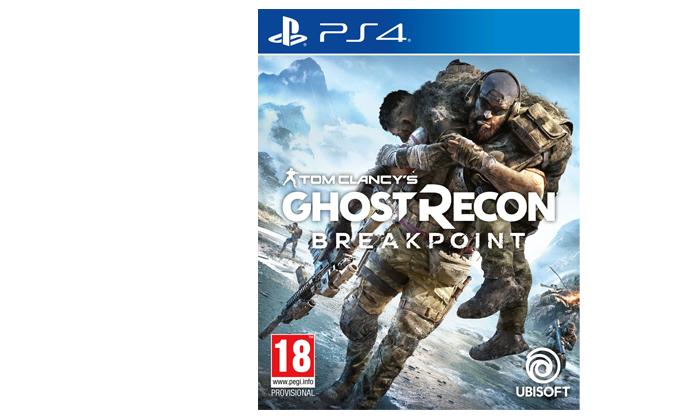 משחק Ghost Recon: Breakpoint לקונסולת Playstation 4