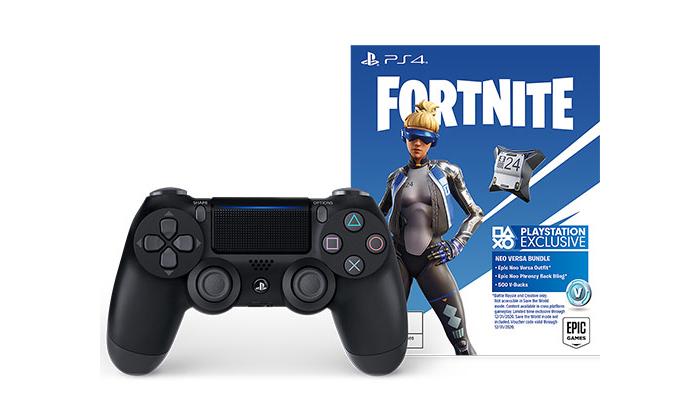 שלט משחק סוני Sony DualShock 4 FORTNITE