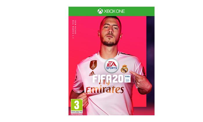 משחק FIFA 20 לקונסולת XBOX One