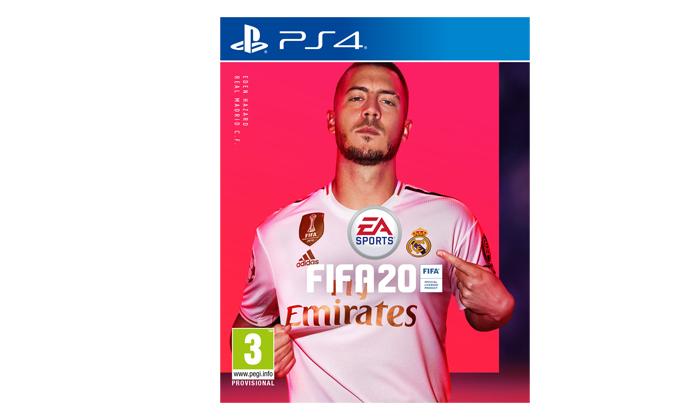 משחק FIFA 20 לקונסולת Playstation 4