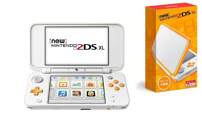 קונסולת נינטנדו Nintendo New 2DS XL
