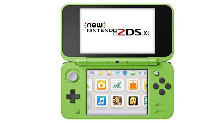 קונסולה Nintendo New 2DS XL