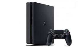 קונסולת PS 4 עם משחק מתנה
