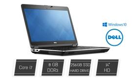 מחשב נייד Dell מסך