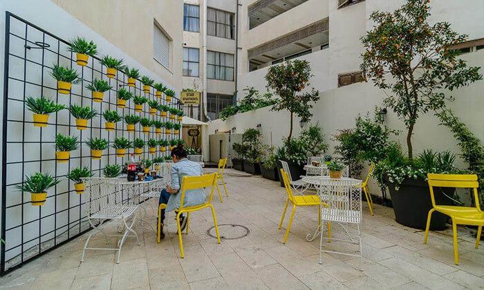 """10 מלון White House TLV בלב ת""""א"""