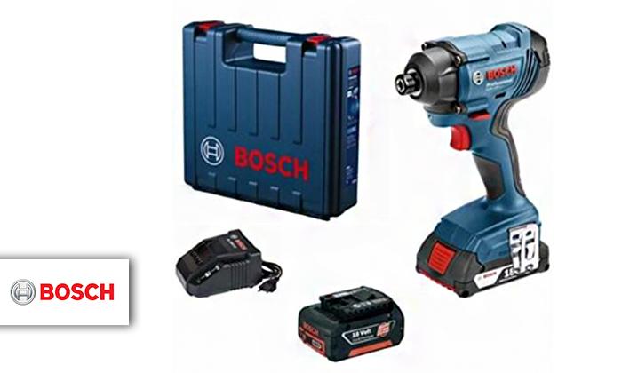 2 מברגת אימפקט Bosch