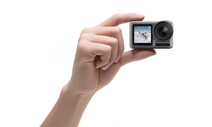 4 מצלמת אקשן DJI Osmo