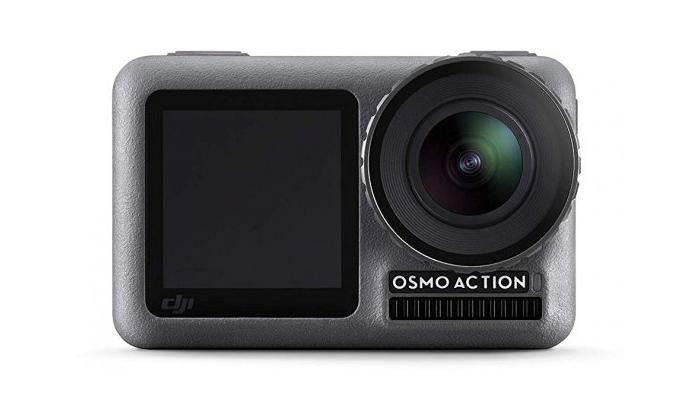 5 מצלמת אקשן DJI Osmo