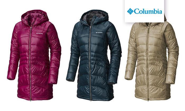 3 מעיל פוך לנשים Columbia