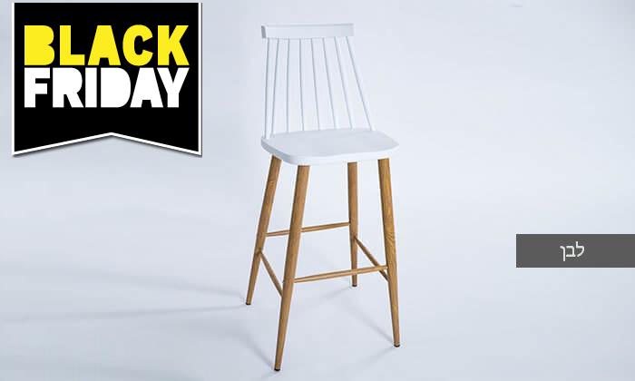 12 כיסא בר עם משענת גב