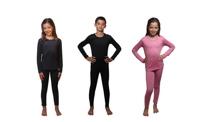 13 חליפה תרמית לילדים - משלוח חינם!