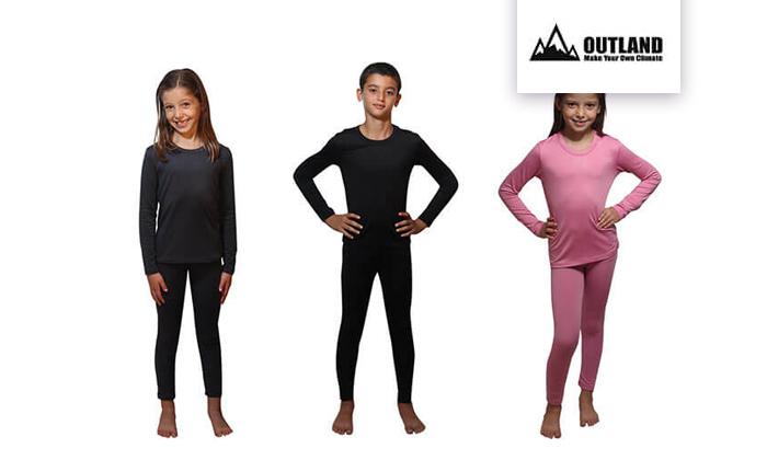 5 חליפה תרמית לילדים - משלוח חינם!