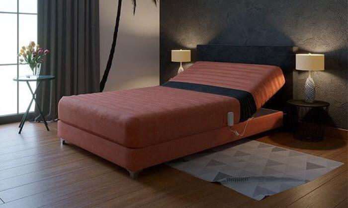 3 מיטת נוער מתכווננת חשמלית