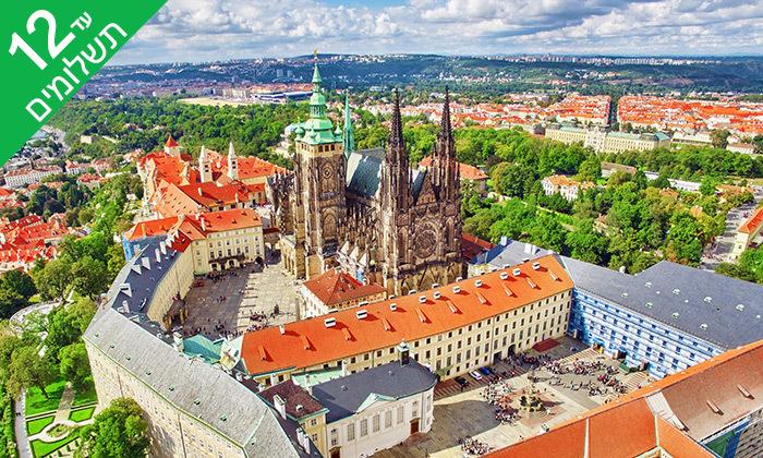 5 חופשה והופעה - לני קרביץ בפראג