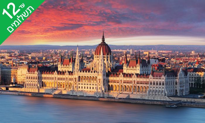 4 חופשה והופעה - סנטנה בבודפשט