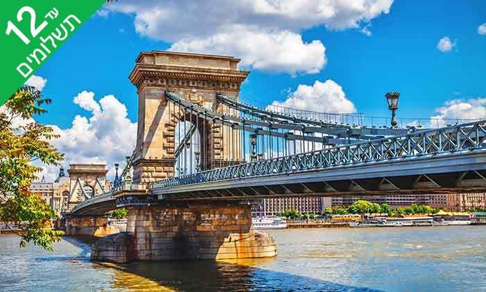 3 חופשה והופעה - סנטנה בבודפשט