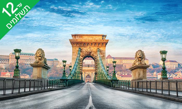 5 חופשה והופעה - סנטנה בבודפשט
