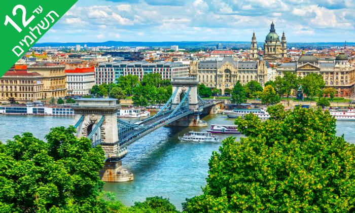 6 חופשה והופעה - סנטנה בבודפשט