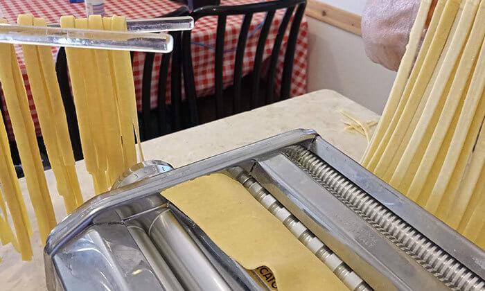 6 סדנת בישול איטלקי וארוחה עם השף ג'אקומו, הוד השרון