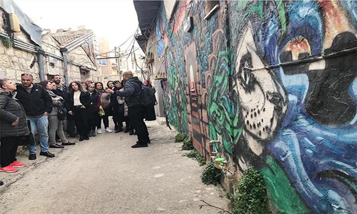 2 סיור גרפיטי בירושלים או סיורים לבחירה ביפו