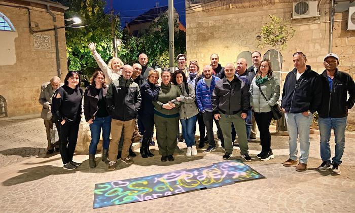 4 סיור גרפיטי בירושלים או סיורים לבחירה ביפו